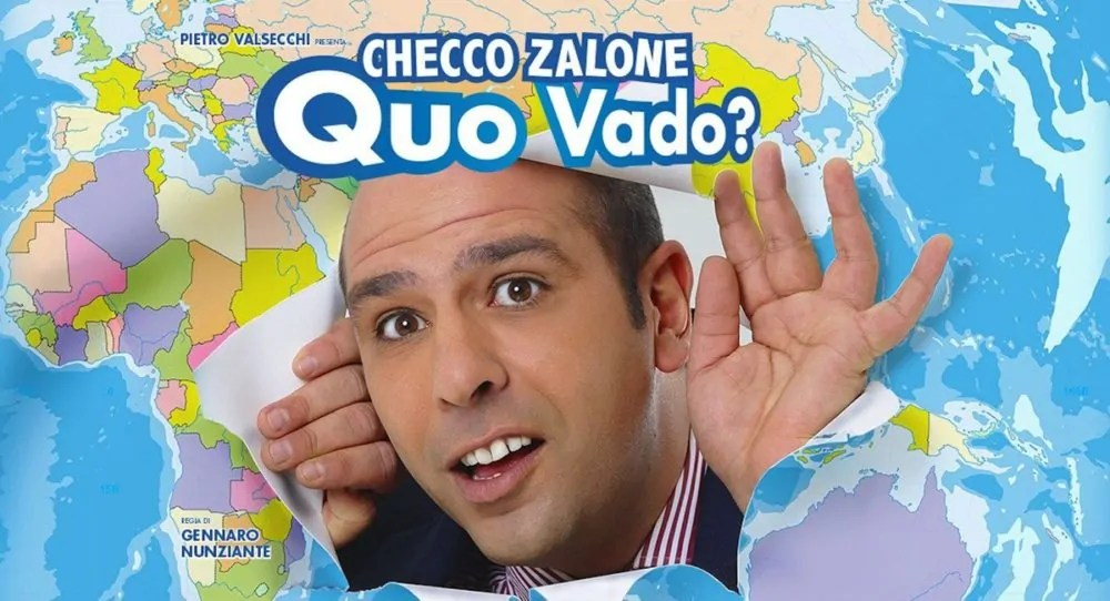 quo vado poster