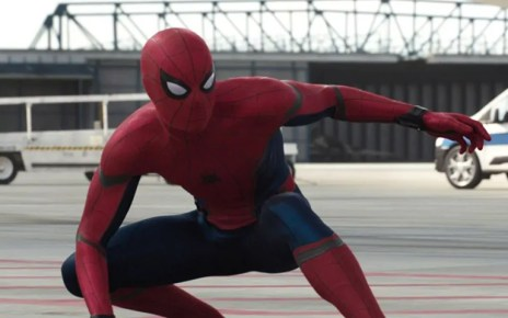 spider-man in avengers 4
