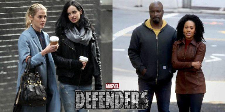 defenders set foto
