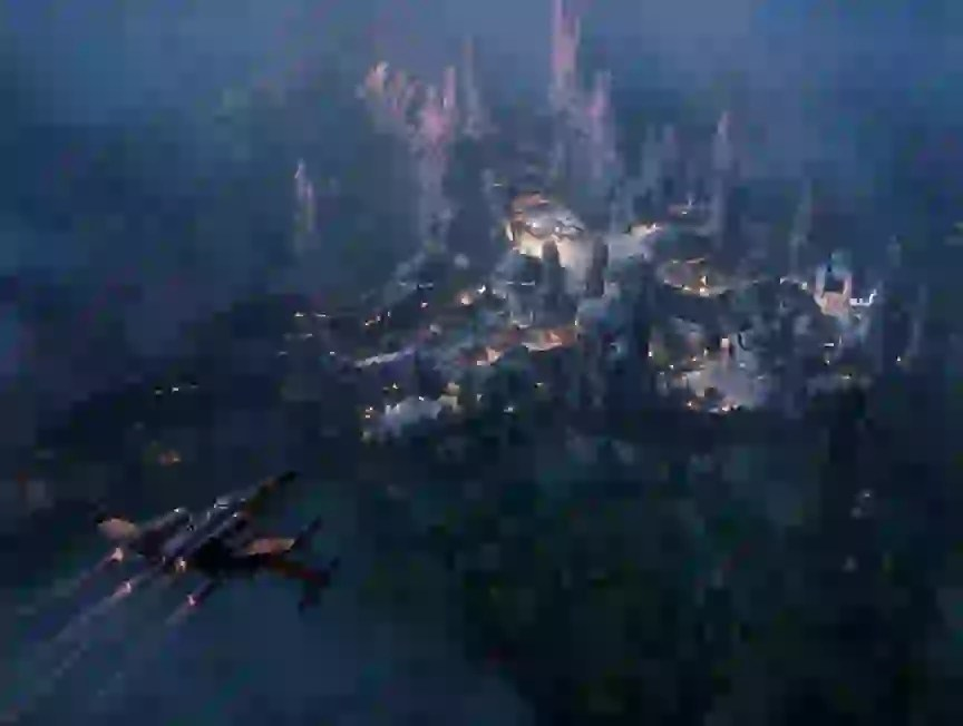disney star wars land
