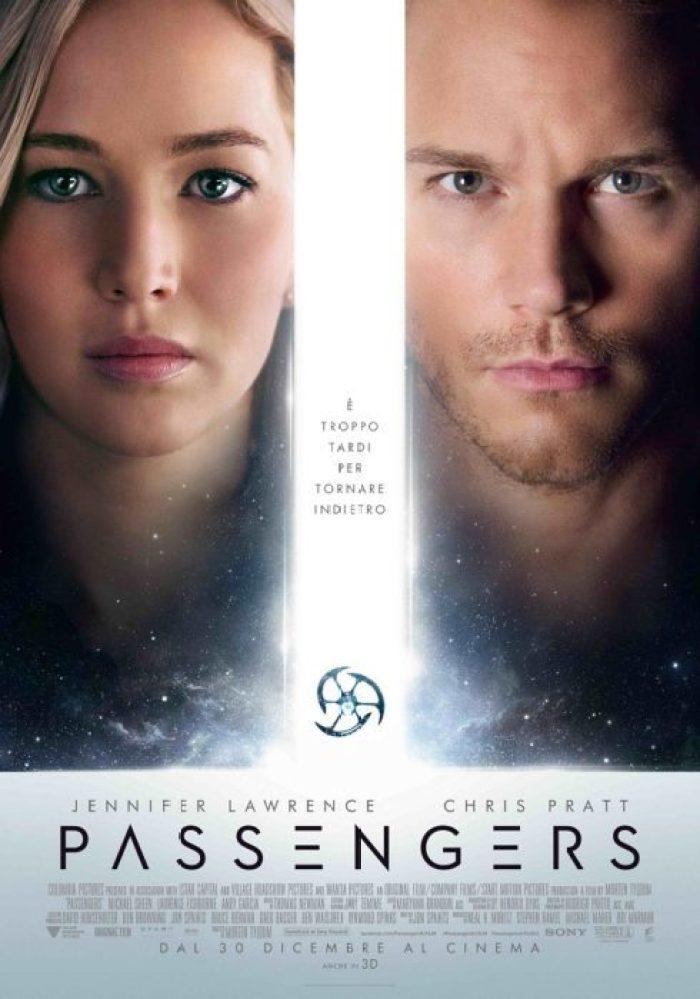 passengers poster ita