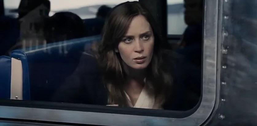 la ragazza del treno foto