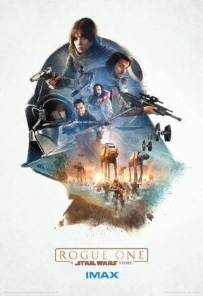 rogue one poster imax