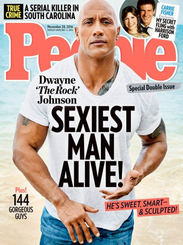 Dwayne Johnson People