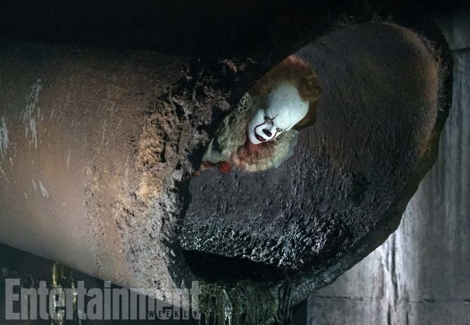 It pennywise ew