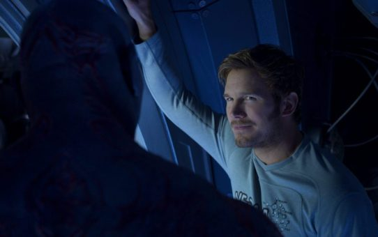 guardiani galassia 2 contratto chris pratt