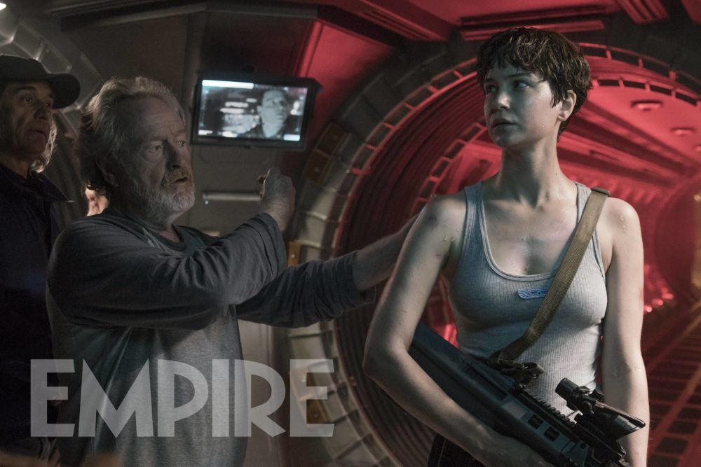 alien covenant empire magazine