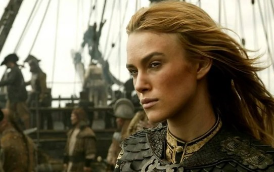 keira knightley pirati