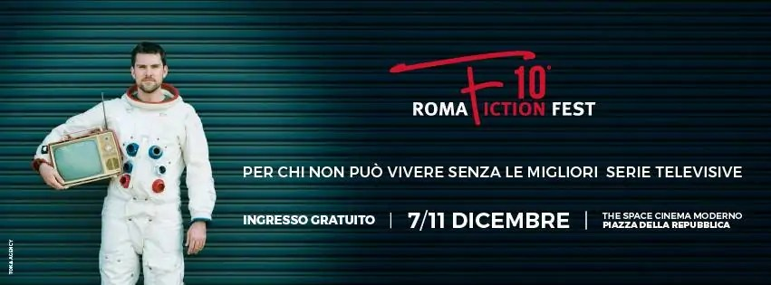 roma fiction fest logo