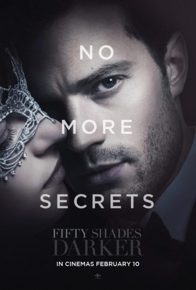 fifity shades darker poster