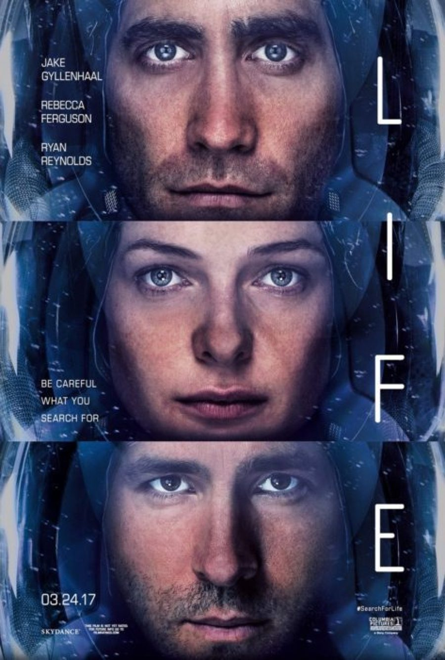 life film poster