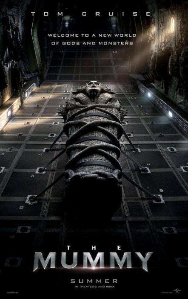 La mummia poster