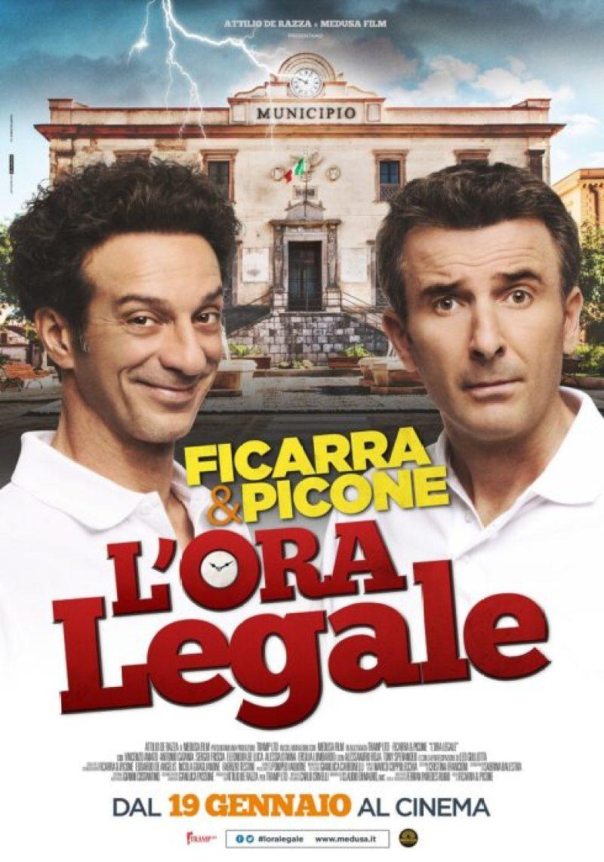 ora legale film poster
