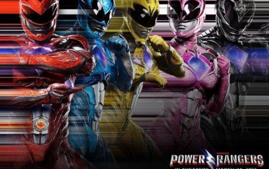 power rangers recensione film
