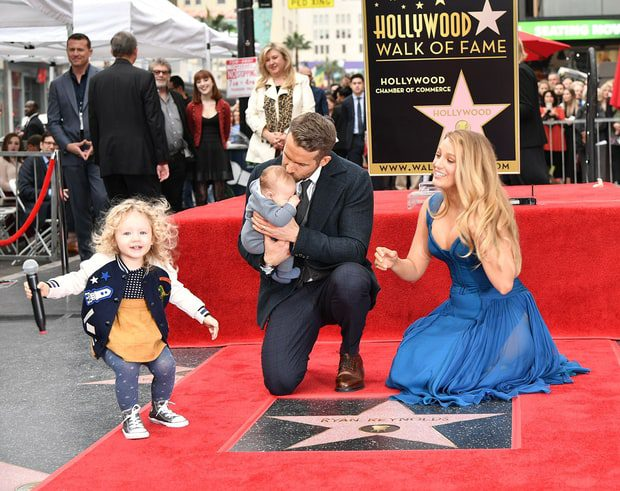 ryan reynolds walk of fame
