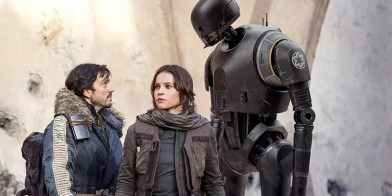 rogue one recensione