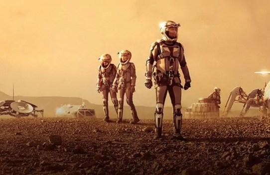 Mars serie tv