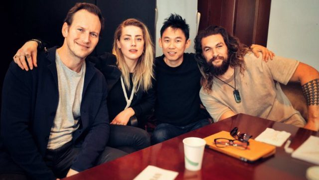 aquaman foto cast
