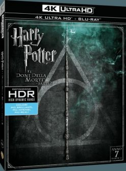 harry potter 4K