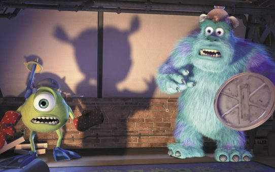 Monsters inc foto