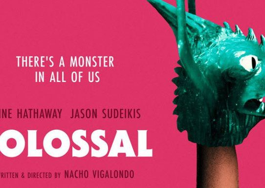colossal banner film