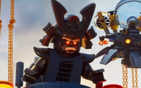 lego ninjago movie foto