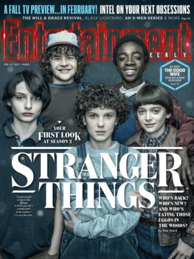 stranger things 2 ew conver