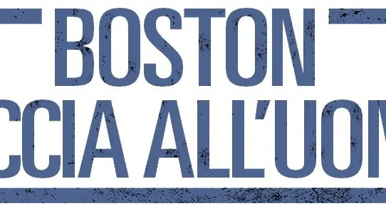 boston caccia all'uomo logo