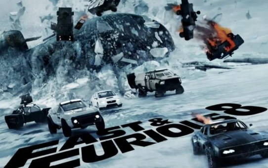 fast 8 banner incassi usa