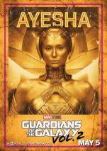 guardiani galassia 2 ayesha