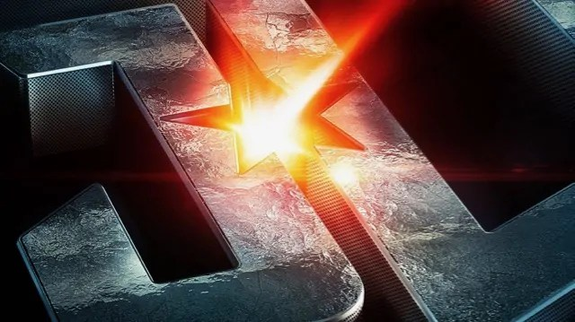 justice league poster banner