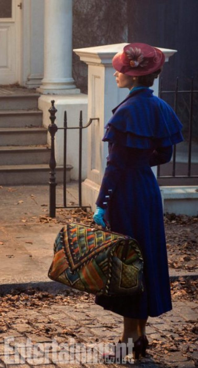 mary poppins returns foto