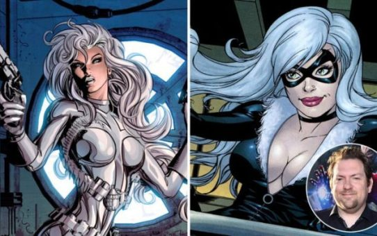 SILVER SABLE E BLACK CAT