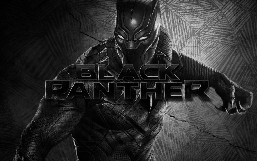 black panther backstage dal set con martin freeman