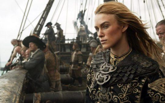 keira knightley in pirati dei caraibi 5 ecco il trailer
