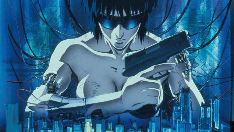 ghost in the shell nuovo progetto anime