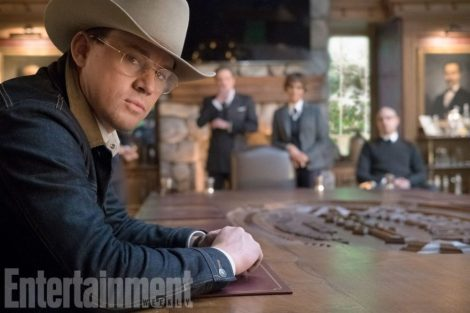 kingsman the golden circle foto entertainment weekly channing tatum