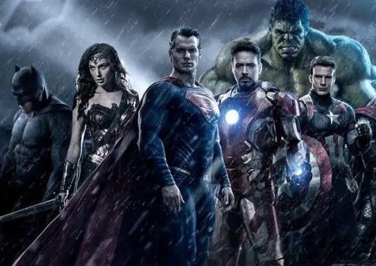 marvel e dc comics al cinema, ecco i film