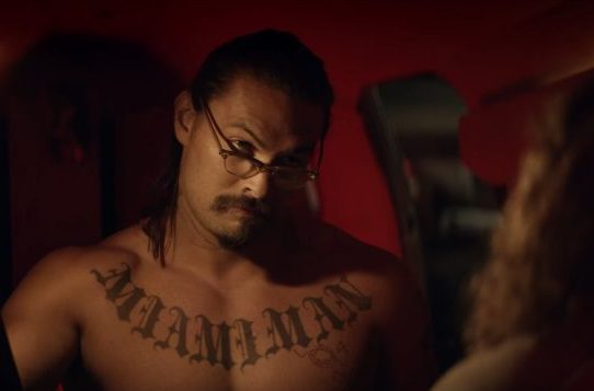 jason momoa in the bad batch, ecco il trailer