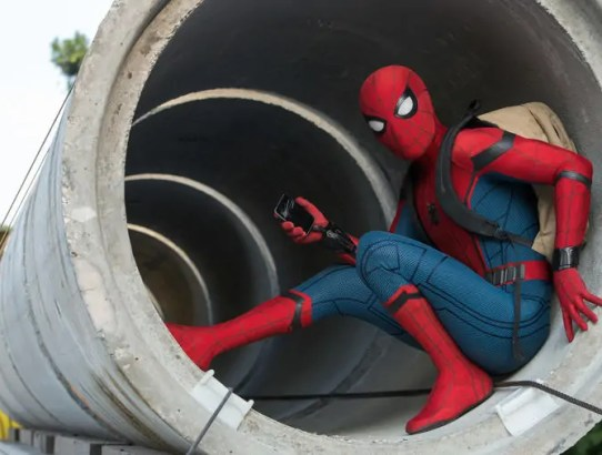 nuovo foto spider-man homecoming
