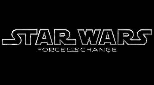star wars force the change attività benefica