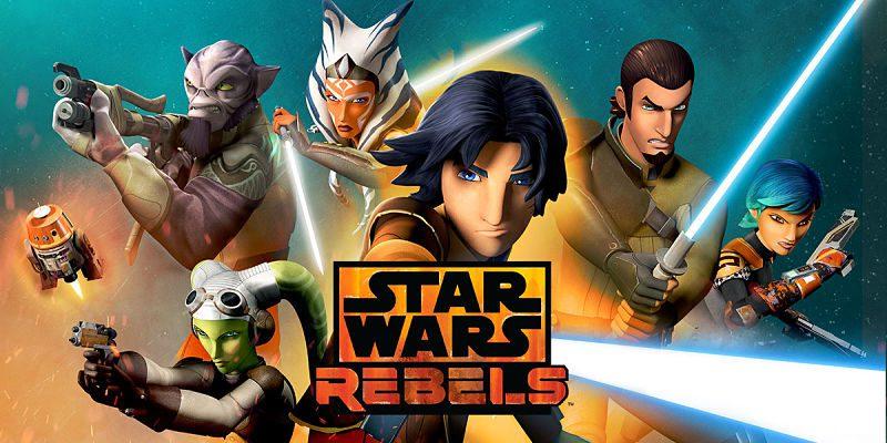 star wars rebels quarta stagione trailer