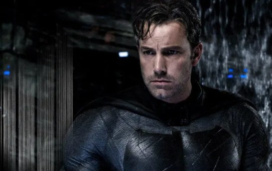 ben affleck si allena per the batman