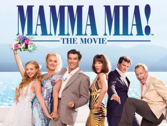 mamma mia sequel al cinema