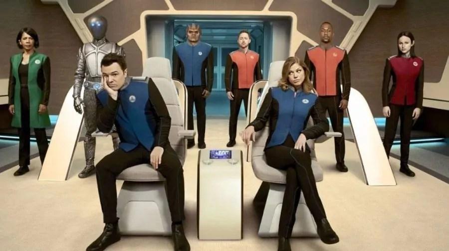 The Orville seconda stagione - Leighton Meester si aggiunge al cast