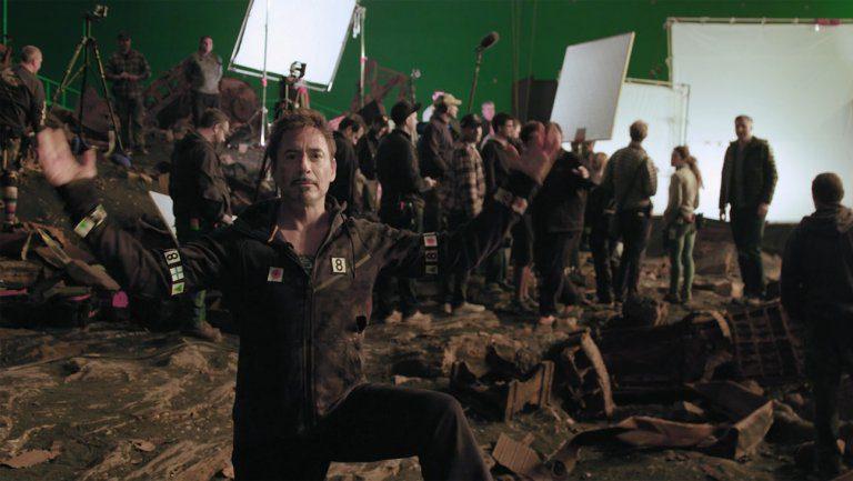 Avengers: Infinity War: Rocket Raccoon sul set!