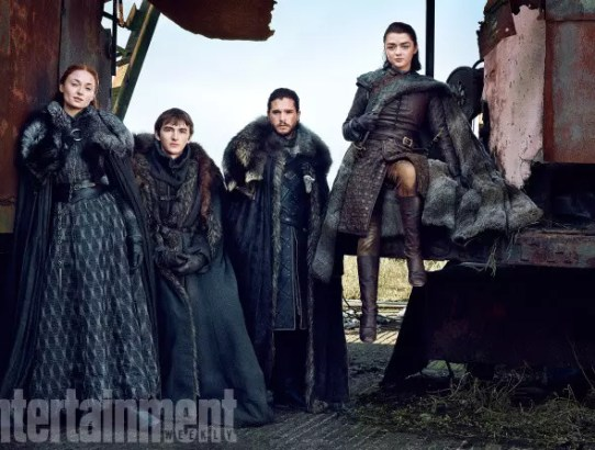 game of thrones foto ew