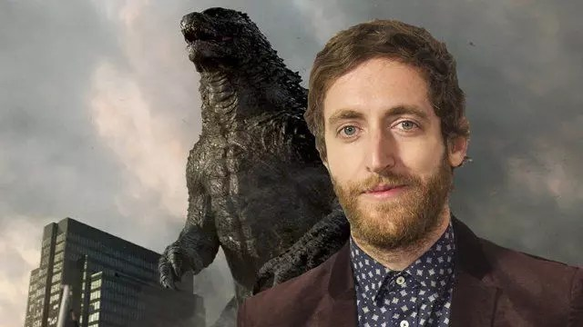 Thomas Middleditch, da Silicon Valley a Godzilla: King of Monsters