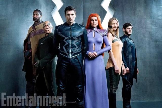 prima foto ufficiale di Marvel's Inhumans