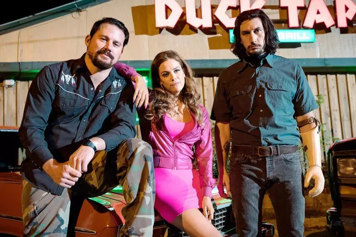 logan lucky trailer